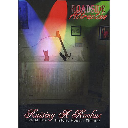 Raising a Rockus: Live at the Historic Hoover Theater