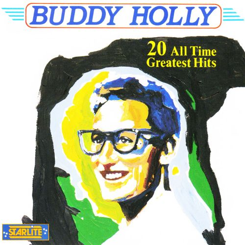 20 all time greatest hits buddy holly songs reviews credits allmusic. Black Bedroom Furniture Sets. Home Design Ideas