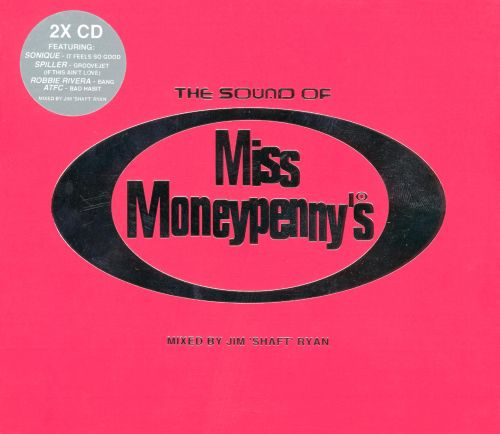 The Sound of Miss Moneypenny's