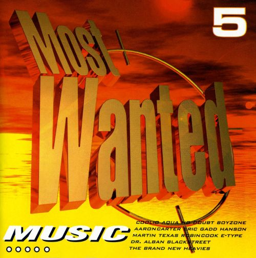 Most Wanted Music, Vol. 5