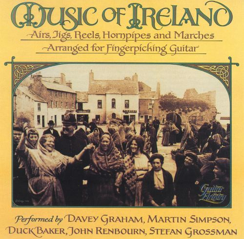 Music of Ireland: Airs-Jigs-Reels-Hornpipes