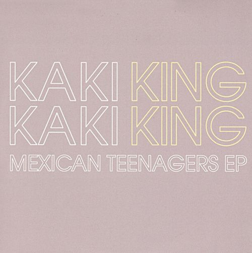 Mexican Teenagers EP