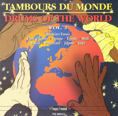 Drums of the World, Vol. 2