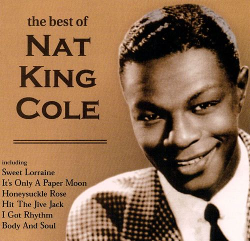 Nat King Cole - Unforgettable [Vocal Jazz/Pop] Today would ...
