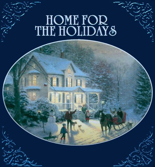 Home for the Holidays: Thomas Kinkade