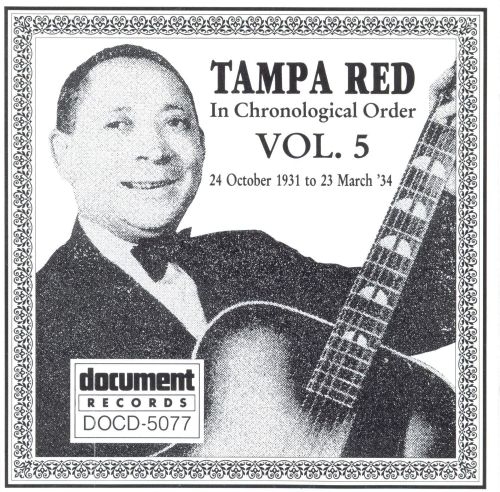Complete Recorded Works, Vol. 5 (1931-1934)