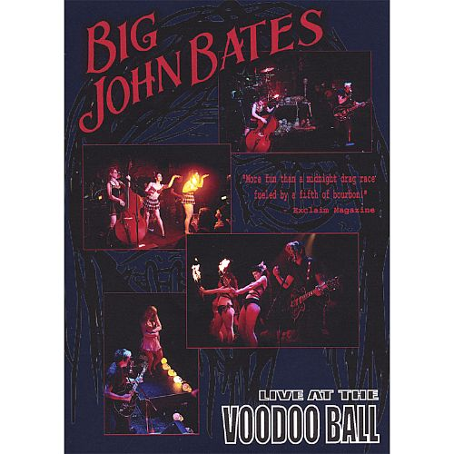 Live at the Voodoo Ball DVD