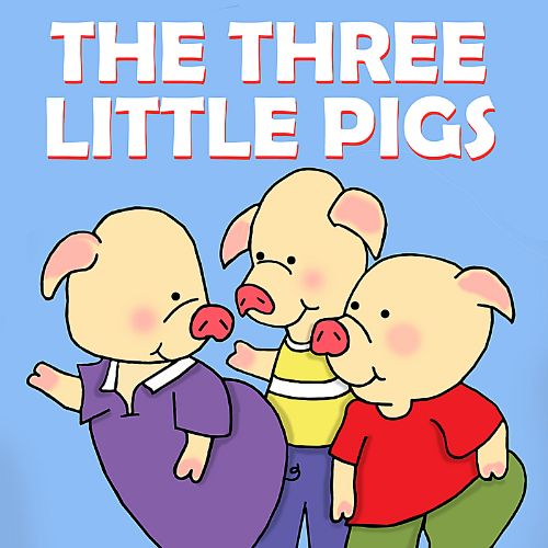 Favorite Kids Stories: The Three Little Pigs