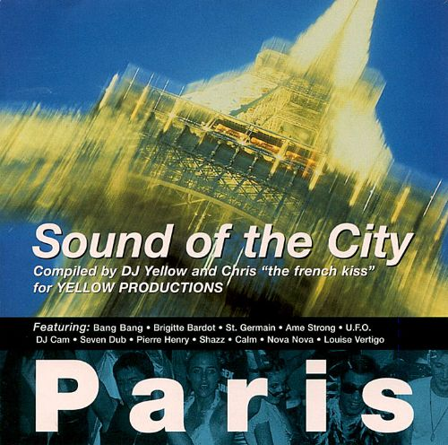 Sound of the City, Vol. 4: Paris