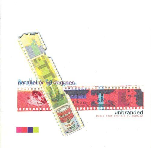 Unbranded: Music from the EEC Surplus