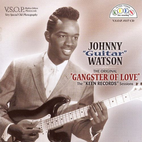 The Original Gangster of Love: The Keen Records Sessions