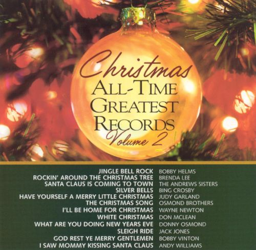 Christmas All-Time Greatest Records, Vol. 2