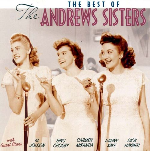 The Best of the Andrews Sisters [Empire]