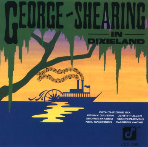 George Shearing in Dixieland