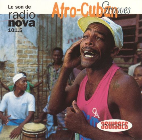 Afro-Cuban Grooves