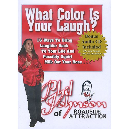 What Color Is Your Laugh?