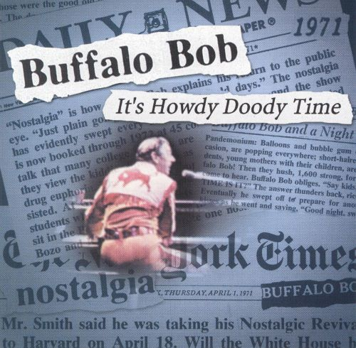 It's Howdy Doody Time