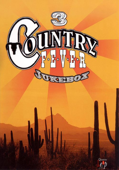 Country Fever 3 [DVD]