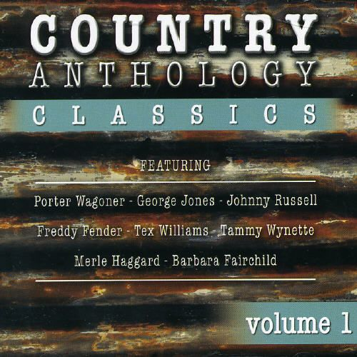 Country Anthology No.1's, Vol. 2