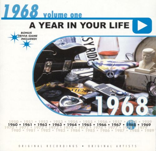 A Year in Your Life: 1968, Vol. 1