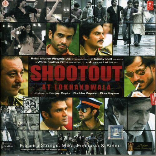 Shootout At Lokhandwala Original Soundtrack Songs Reviews