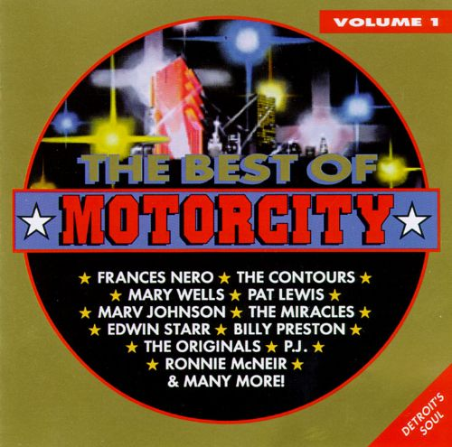 The Best of Motorcity Records, Vol. 1