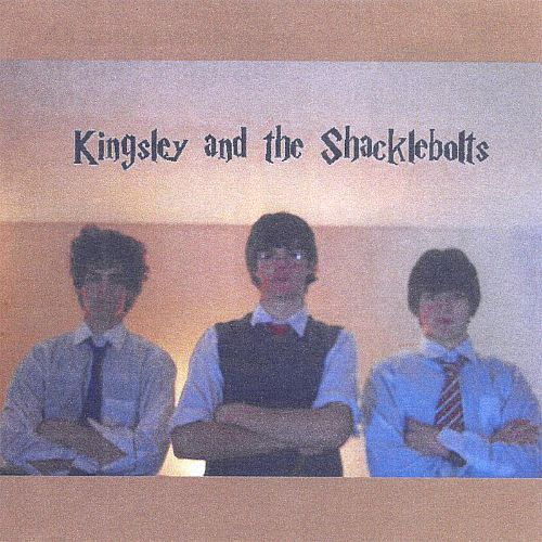 Kingsley and the Shacklebolts