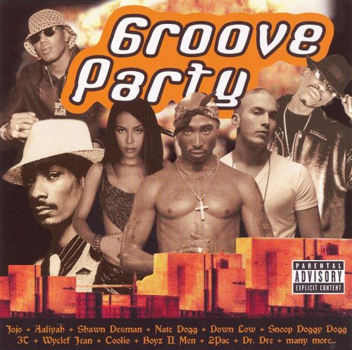 Groove Party, Vol. 1