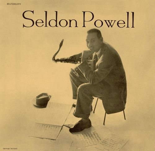 Seldon Powell Plays [Roost]