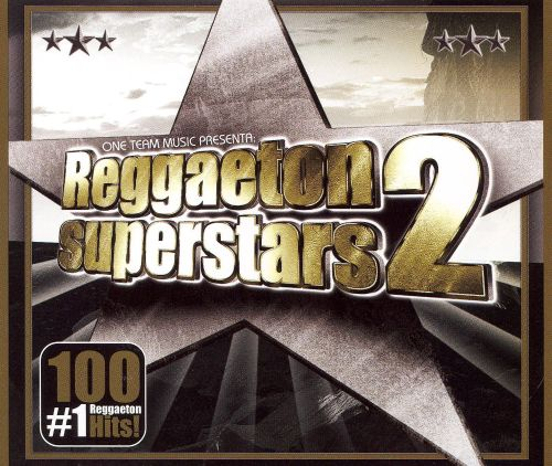 Reggaeton Superstars, Vol. 2