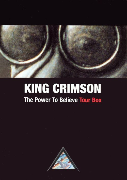 The Power to Believe Tour Box
