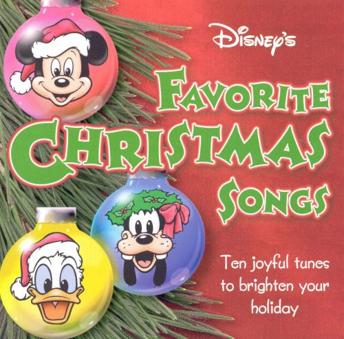 disneys favorite christmas songs