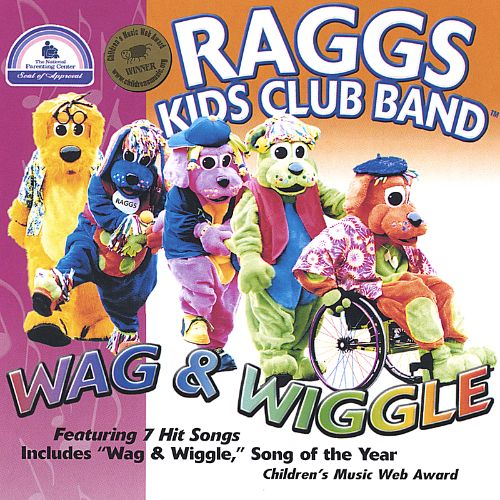 Wag & Wiggle - Raggs Kids Club Band | Songs, Reviews