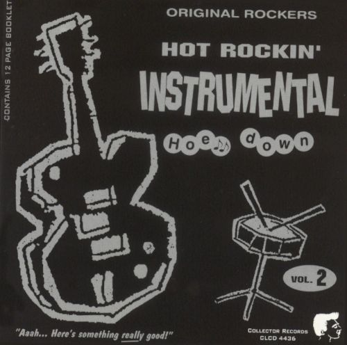 Hot Rockin' Instrumental, Vol. 2: Hoe Down
