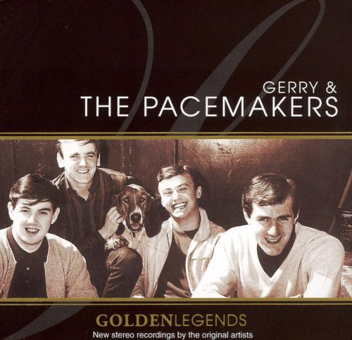 Golden Legends: Gerry and the Pacemakers