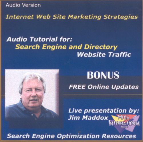 Internet Web Site Marketing Strategies