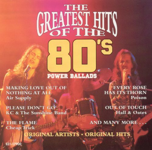 The Greatest Hits of the '80s, Vol  5 - Various Artists