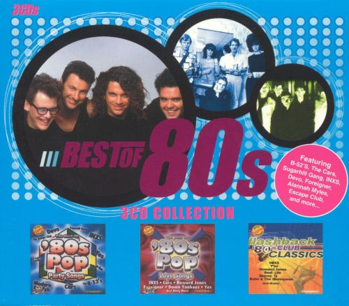 The Best of the 80s [Madacy Box Set]