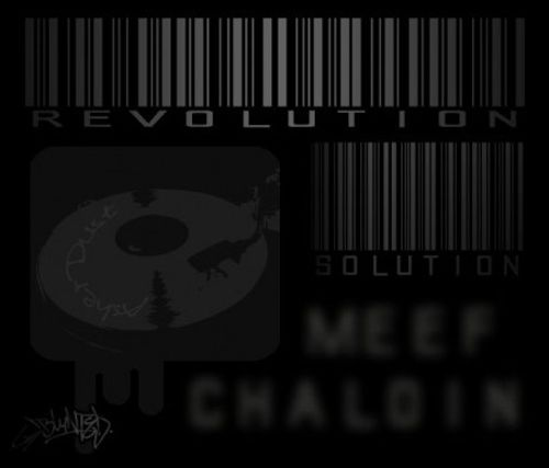 Meef Chaloin & Asher Dust: Revolution Solution