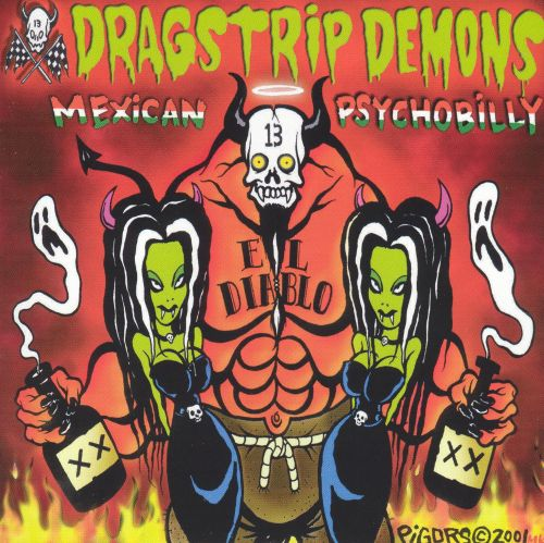 Mexican Psychobilly