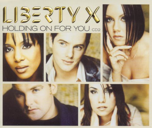 Holding on for You [UK CD #2]