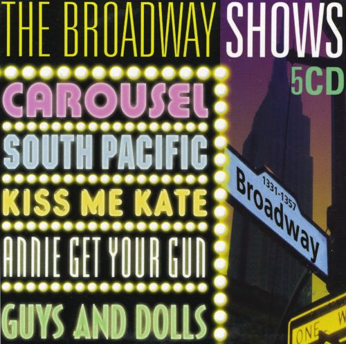 The Broadway Shows