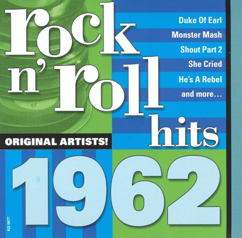 Rock N' Roll Hits: Golden 1962