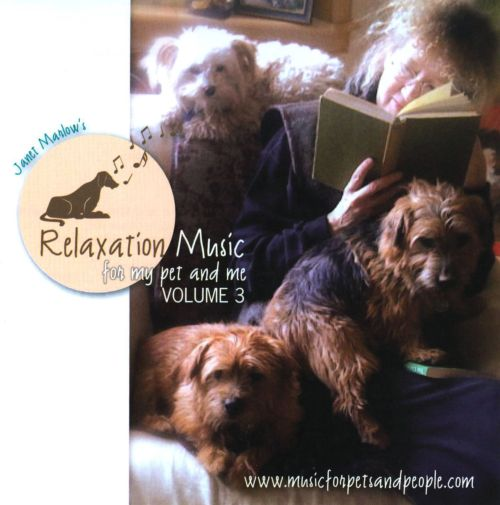 Relaxation Music for My Pet and Me, Vol. 3