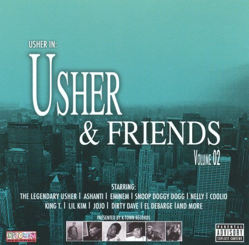 Usher and Friends, Vol. 2