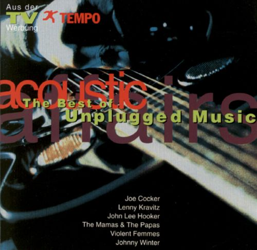 Acoustic-Best of Unplugged Music