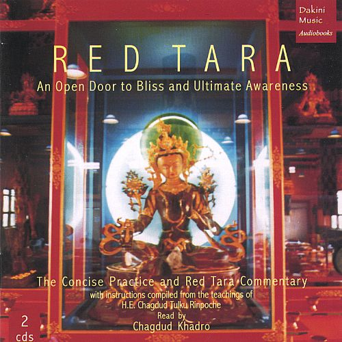 Red Tara: The Concise Practice and Commentary