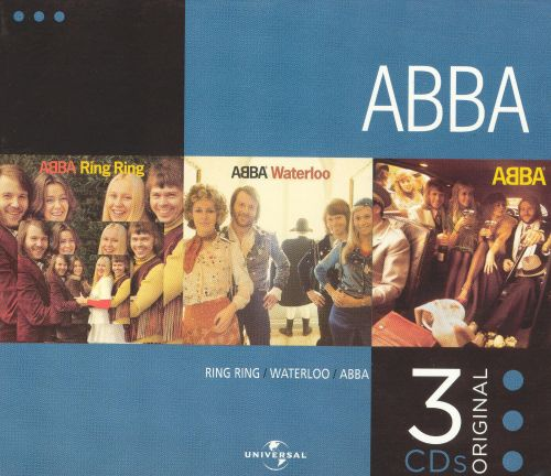 Ring Ring/Waterloo/ABBA