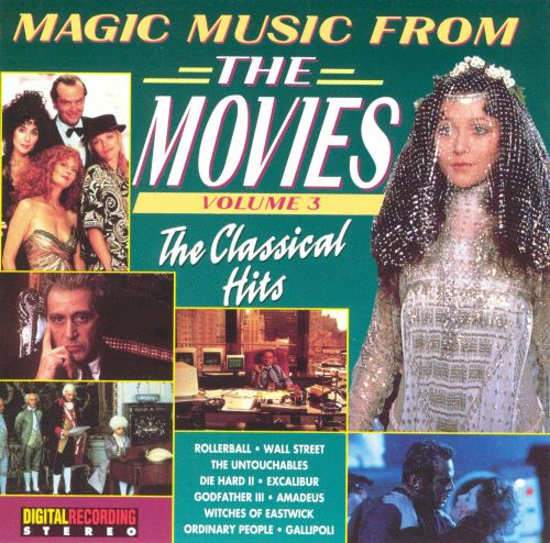 Magic Music from the Movies, Vol. 3