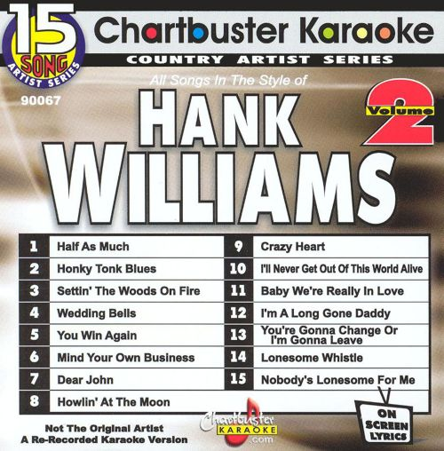 Hank Williams, Vol. 2
